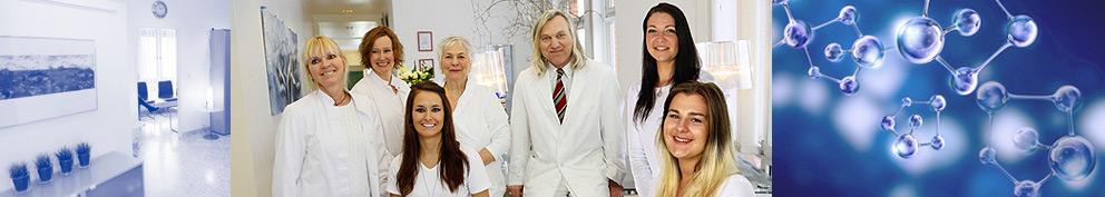 Team von Dr. Kelber Nuklearmedizin Hannover